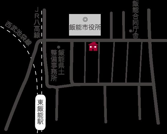 埼玉事務所 地図